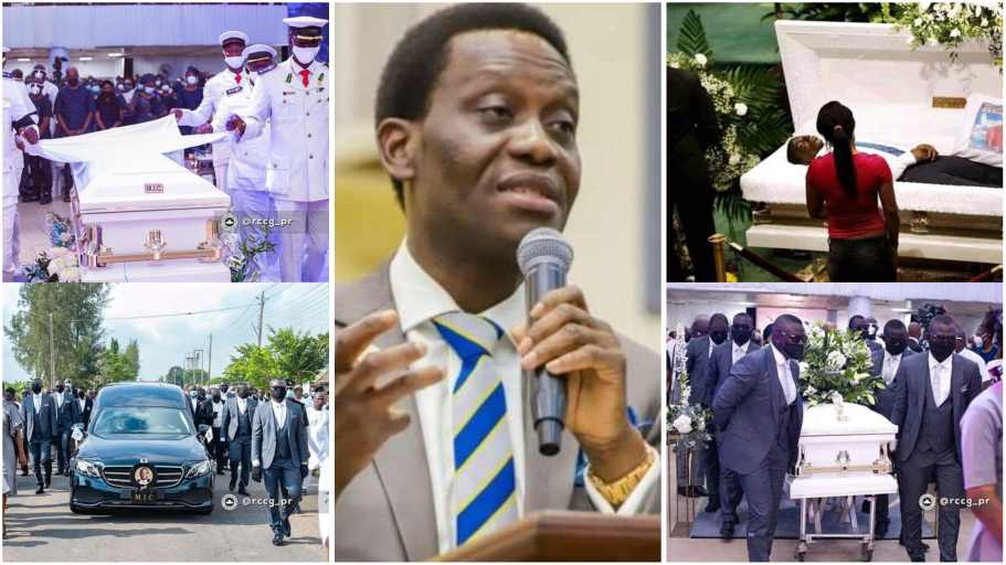 Pastor Dare Adeboye