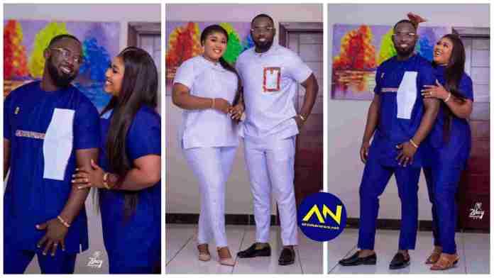 Xandy Kamel celebrates one year Anniversary with husband with romantic video