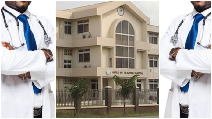 Korle Bu doctor poisons colleague