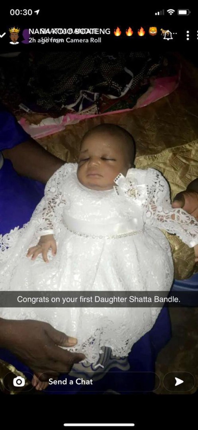 Shatta Bandle