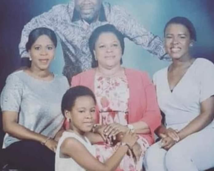 Prophet TB Joshua's wife and children