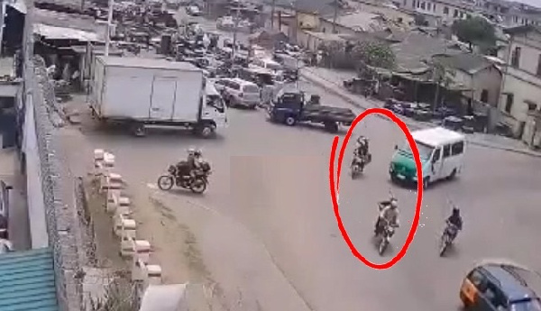 Exclusive CCTV footage of Jamestown 'Bullion Van' robbery surface online