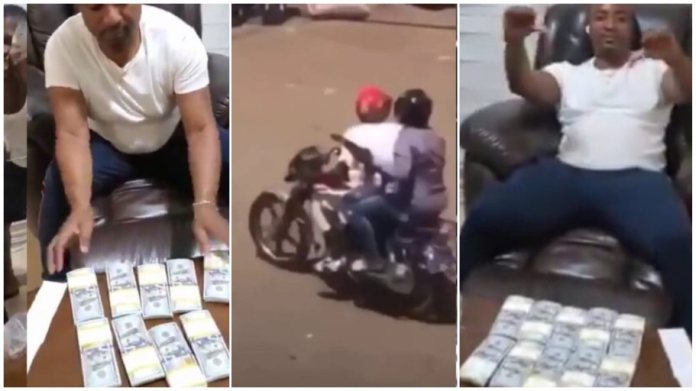 Wife of dollar-flaunting driver of GNPC boss shot dead by unknown gunmen