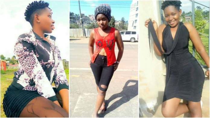 Men in panic as young lady with killer curves boldly announces she is HIV +