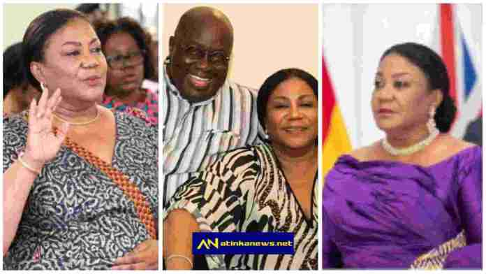 First Lady pays back all allowance received into consolidated bank account