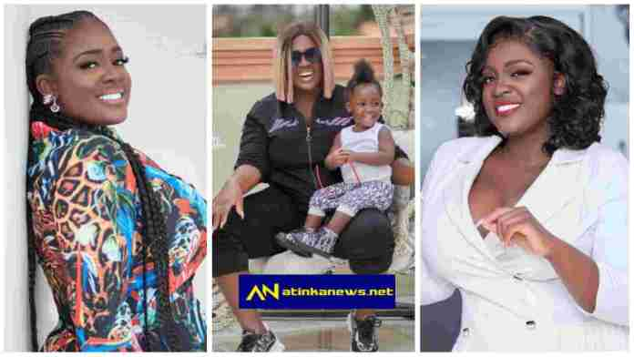 Tracey Boakye talks about her daughter's father