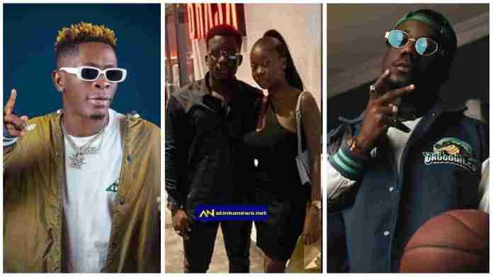 Shatta Wale's reaction after finding out his producer is chasing his sister causes stir