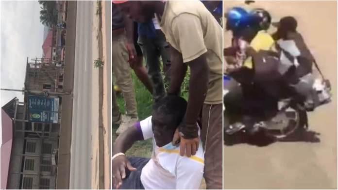 daylight robbery at Kwashieman