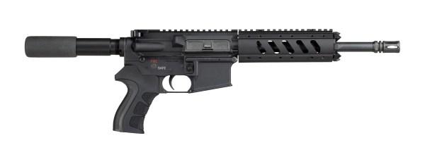 AR-15 Pistol Buffer Tube Assembly