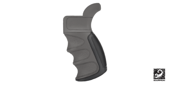 X1 AR-15 Grip in Destroyer Gray-0