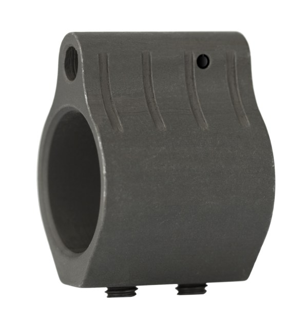 Low Profile AR-15 / AR-10 Gas Block