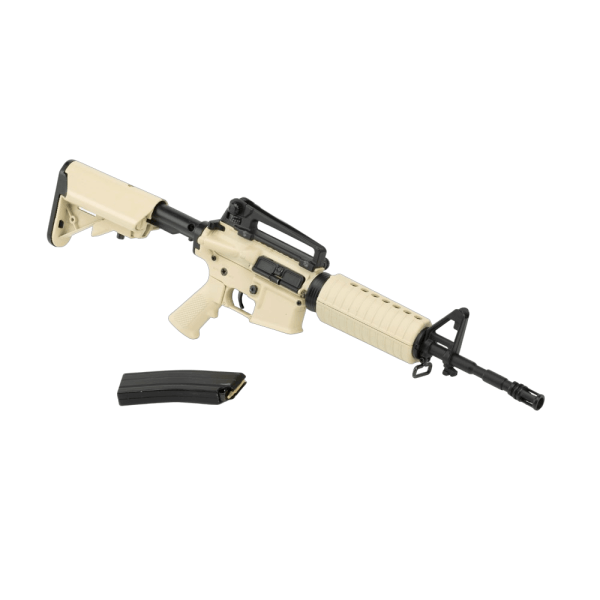 AR-15 FDE Rifle, 1/3 Scale Replica