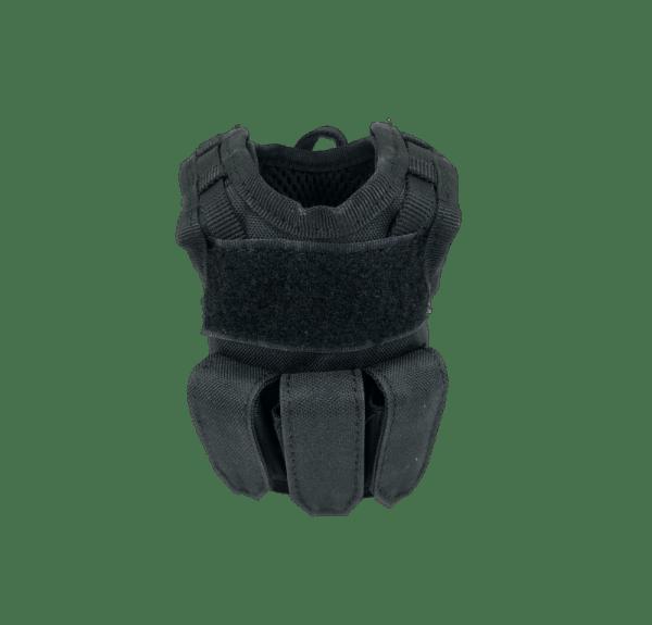 Black Tactical Vest Koozie