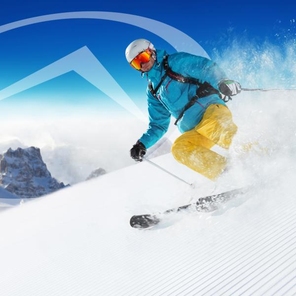 How Snow Skiing can help keep You Young!