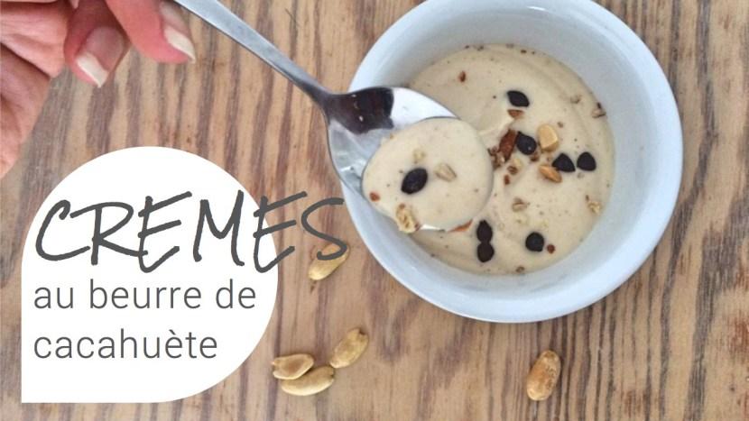 crème au beurre de cacahuète - recettes végétariennes et vegan - atirelarigot