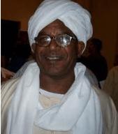 الأستاذ مكي سنادة من السودان