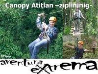 ecoAventura Tour Atitlan Canopy Ziplining