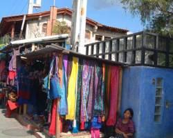Panajachel, Lago Atitlan, Solola, Guatemala