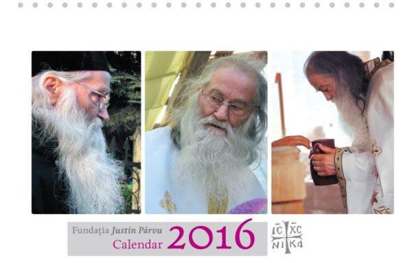 calendar birou 2016