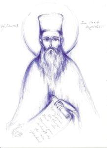 Sf. Ioan Iacob Hozevitul 5 august