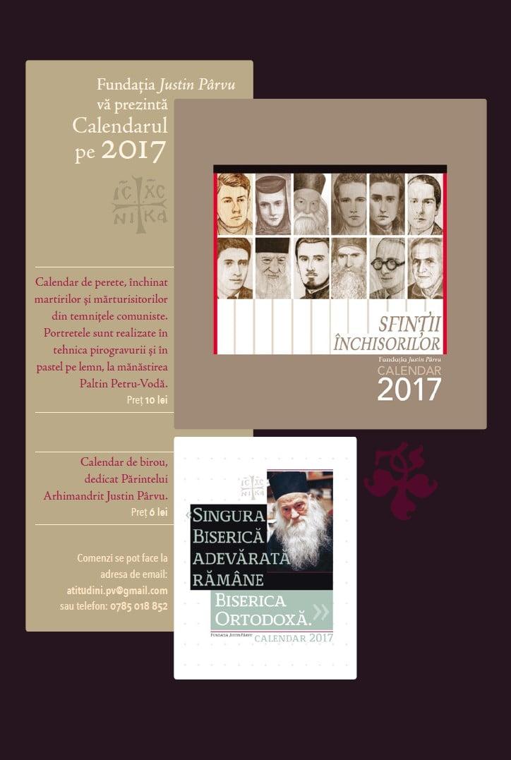 Revista Ortodoxa ATITUDINI nr. 47 coperta interior 4