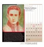 Calendar perete Valeriu Gafencu