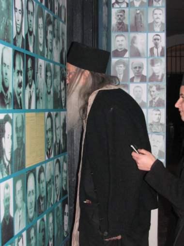 Părintele Iustin Pârvu - martirii temnițelor