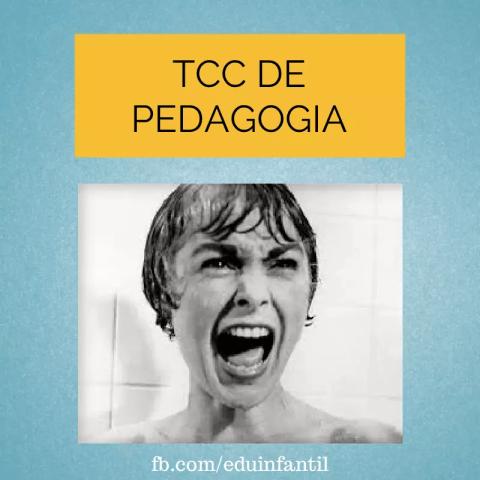 TCC DE PEDAGOGIA