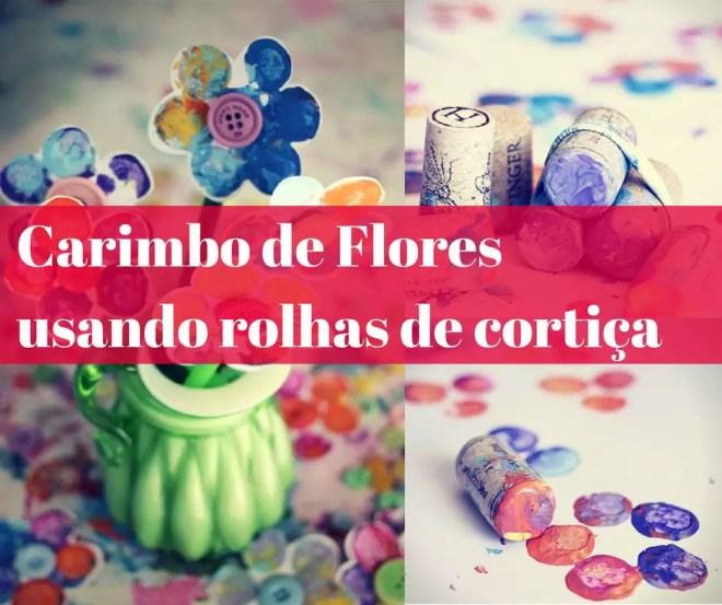 flores-carimbo