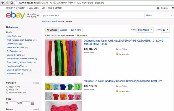 pipe-cleaner-ebay