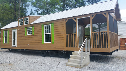 Atkinson Cottages And Tiny Homes | Alabama'S Place To Find Tiny