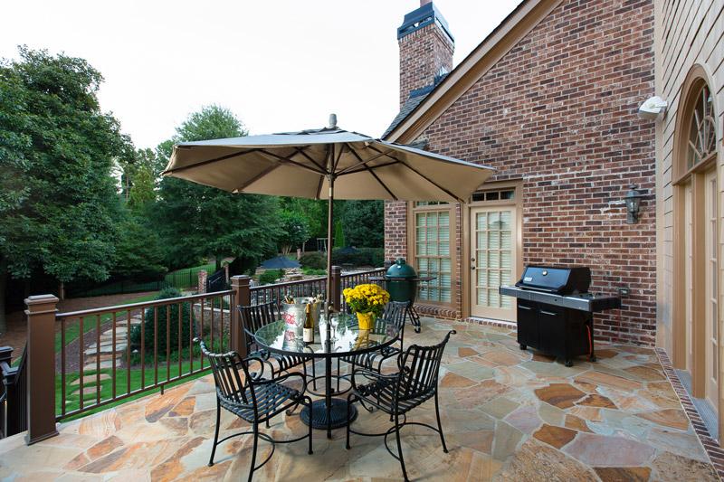 patios contractors by decks more in