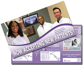 direct mail postcard marketing for dentists