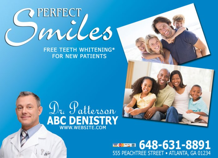 advertising for dental practice