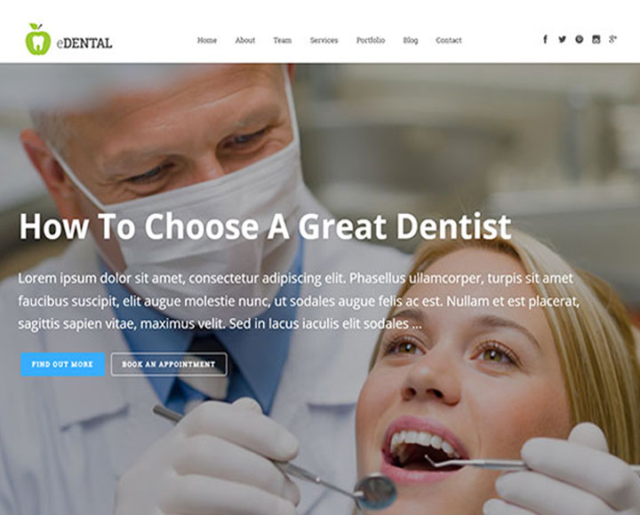 dental-website-development