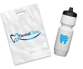 dentist promotional items