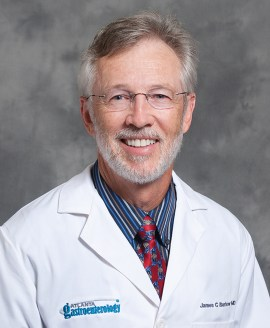James C. Barlow, MD