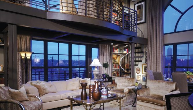 Loft Living Highland
