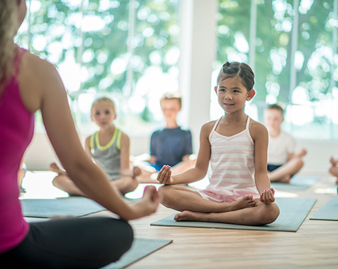 Mindfulness strengthens families and schools