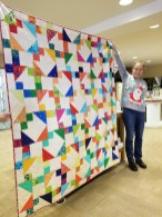 Tara's Churned Up Quilt