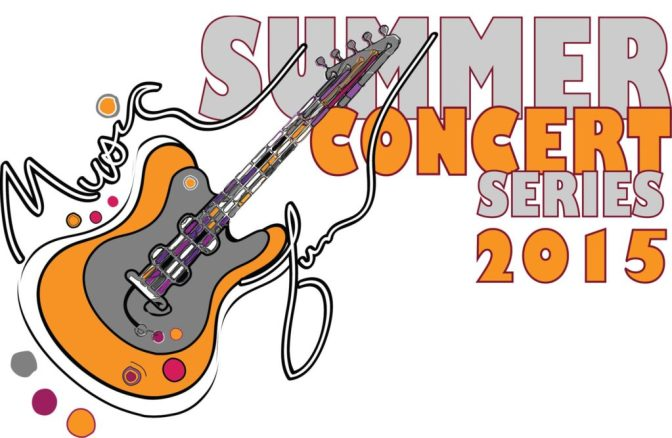The Fred 2015 Concert Series