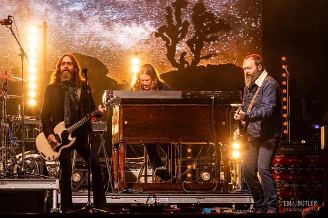 Blackberry Smoke - Ameris Bank Amphitheatre 10-17-20 © EMily Butler Photography
