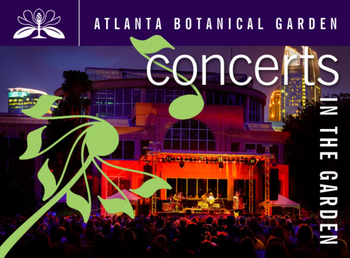 Atlanta Botanical Gardens Concert Series On Sale Now
