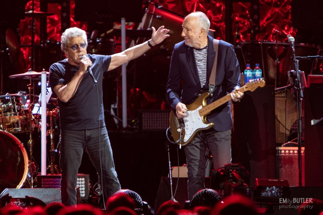 The Who - State Farm Arena