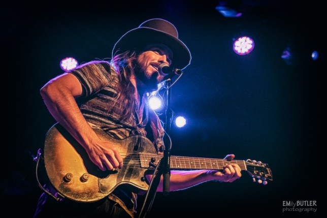 Lukas Nelson and Promise of The Real at Variety Playhouse