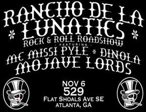 Rancho De Lunatics