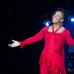 Gladys Knight Wolf Creek Amphtheater