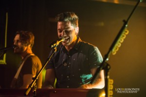 Photobook: Andy Grammer w/ Andrew Ripp & Brendan James on 6/18