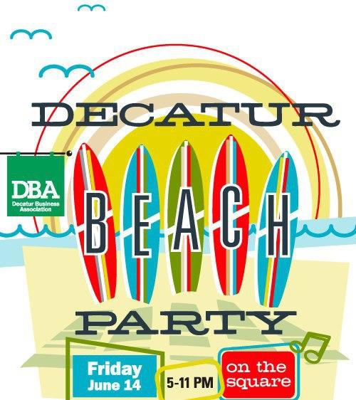 Decatur Beach