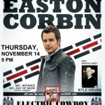 Easton Corbin Flyer